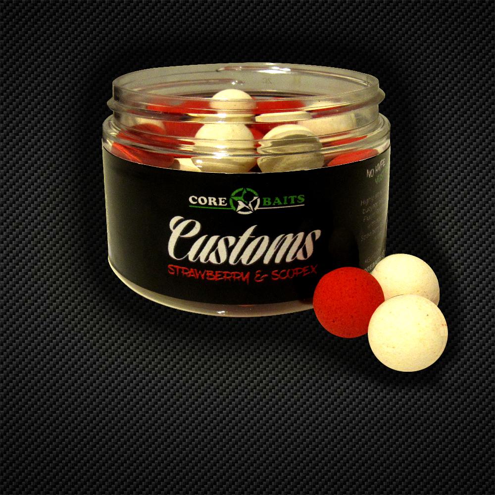 Strawberry Scopex Customs Airball Pop Ups