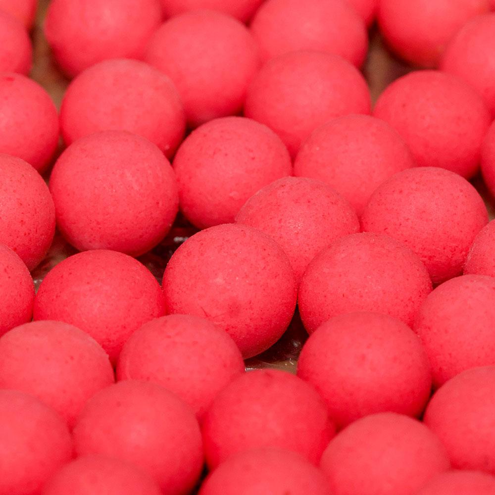 Fluoro Pink Pop Ups